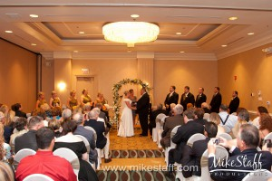 Hotel Baronette – Novi, MI Wedding Photo -