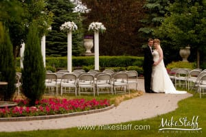 Tina's Country House, Macomb Wedding Photo -