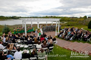 Beacon Hill Golf Club – Commerce Twp., MI Wedding Photo -