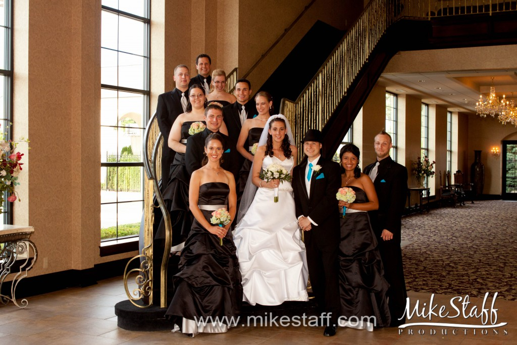 Crystal Gardens Banquet and Conference Center – Southgate, MI Wedding Photo -