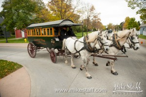 Greenfield Village Eagle Tavern Wedding Photo -