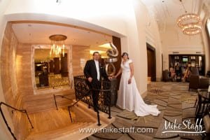 Westin Book Cadillac Hotel – Detroit, MI Wedding Photo - Bentley wedding at Westin Brook Cadillac - Detroit