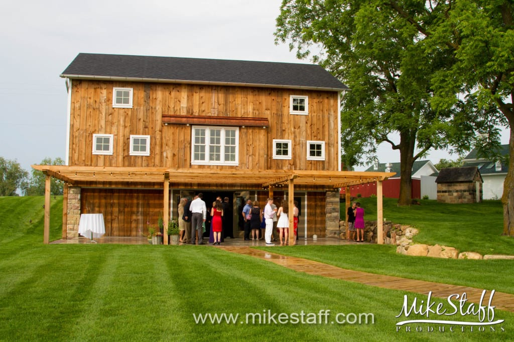 Cornman Farms Wedding Photo -