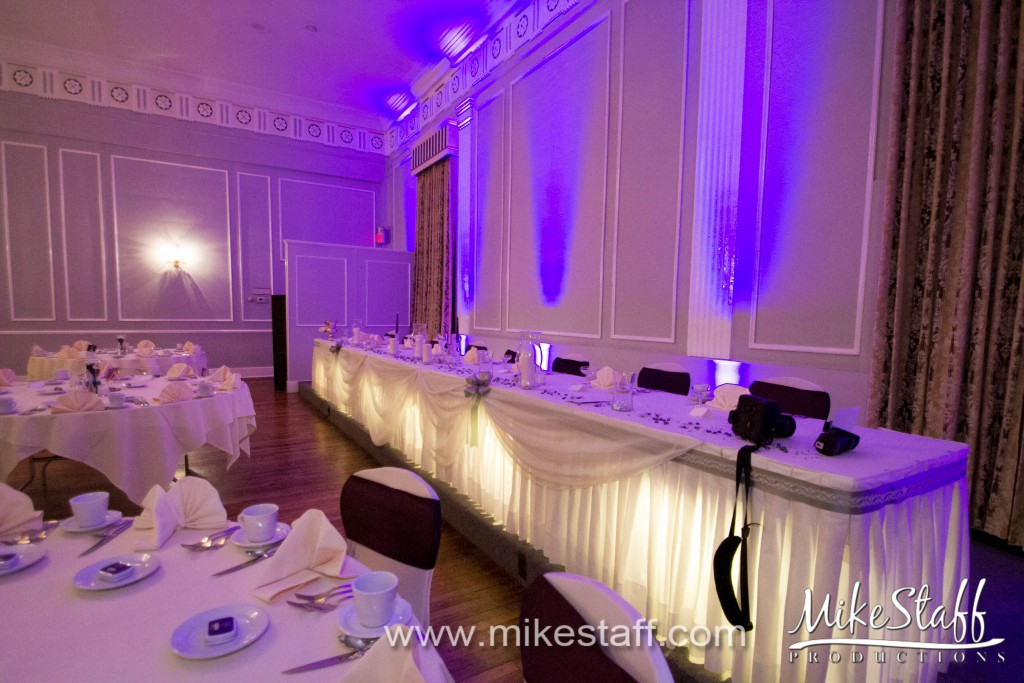 Meeting House Grand Ballroom – Plymouth, MI Wedding Photo -