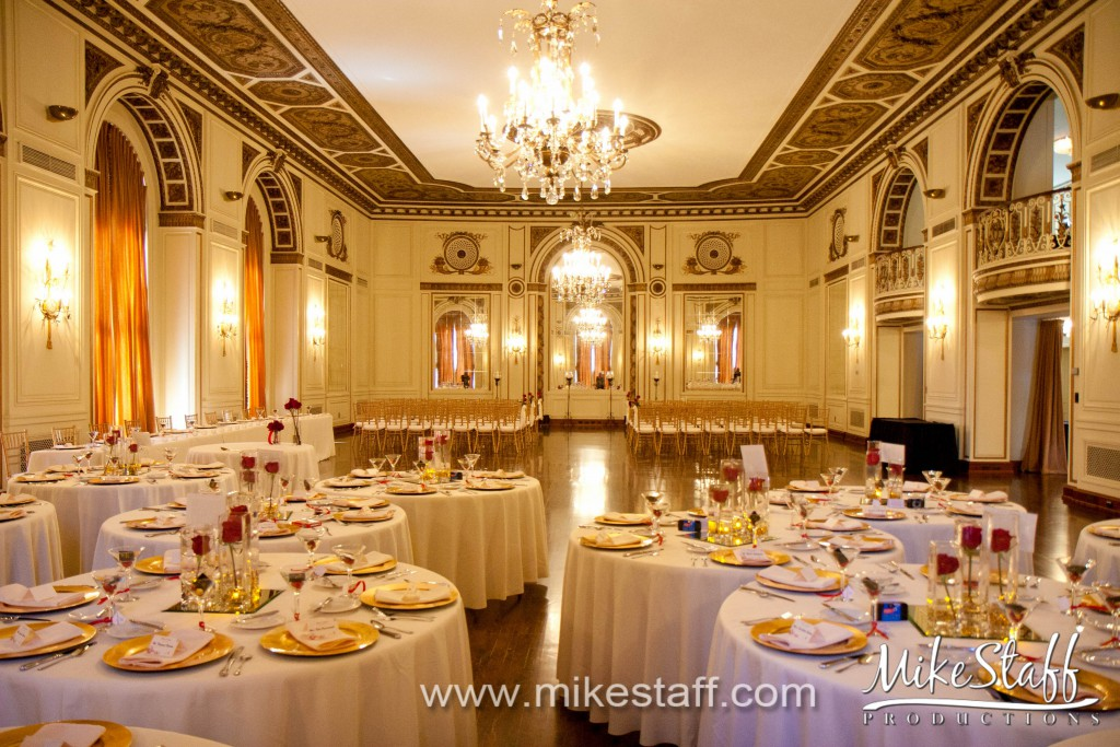 Colony Club Detroit Mi Michigan Wedding Venues