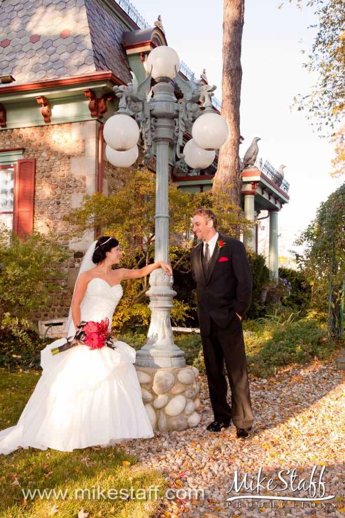 Cobblestone Manor Wedding Photo -
