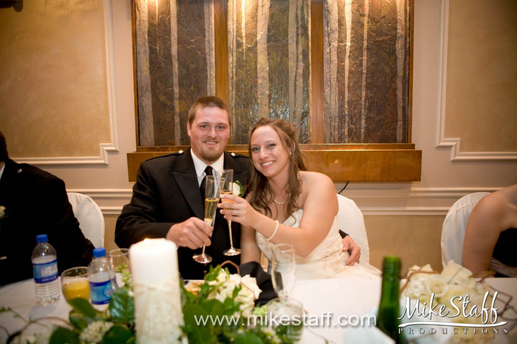 Lakeland Manor – St. Clair Shores, MI Wedding Photo -
