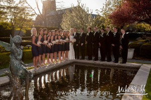 Grosse Point War Memorial – Grosse Pointe, MI Wedding Photo -