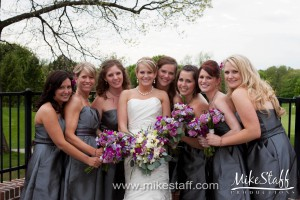 Dunham Hills Country Club – Hartland, MI Wedding Photo -