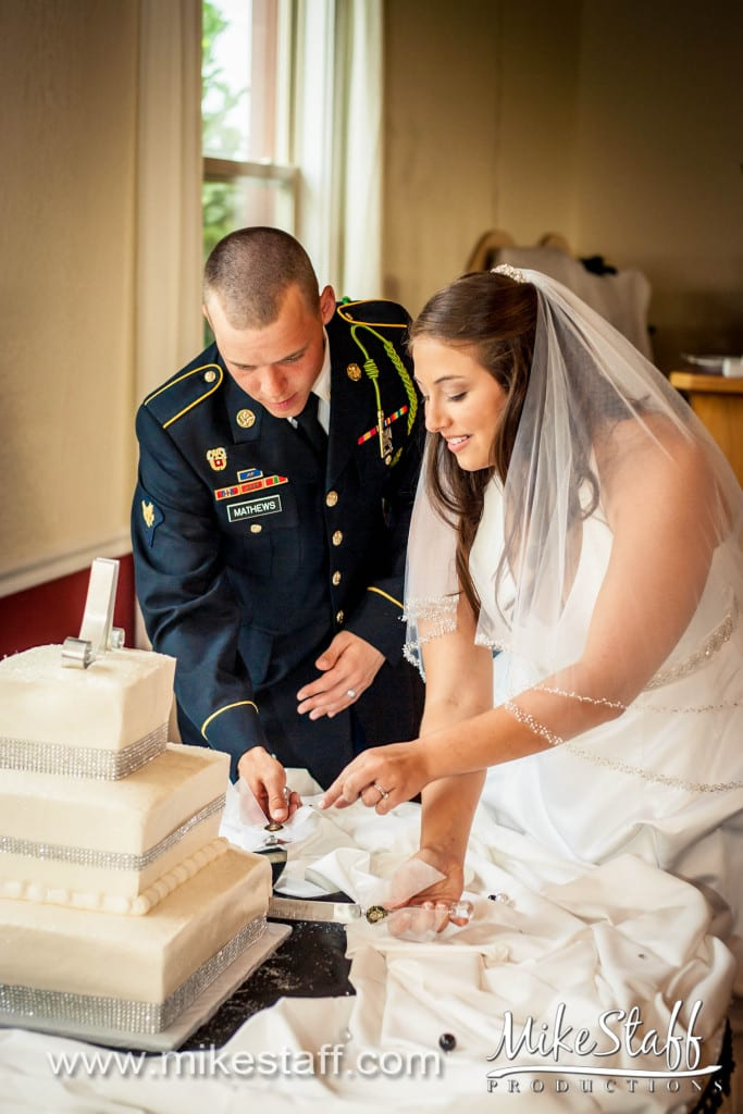 Copper Ridge Golf Club Wedding Photo -