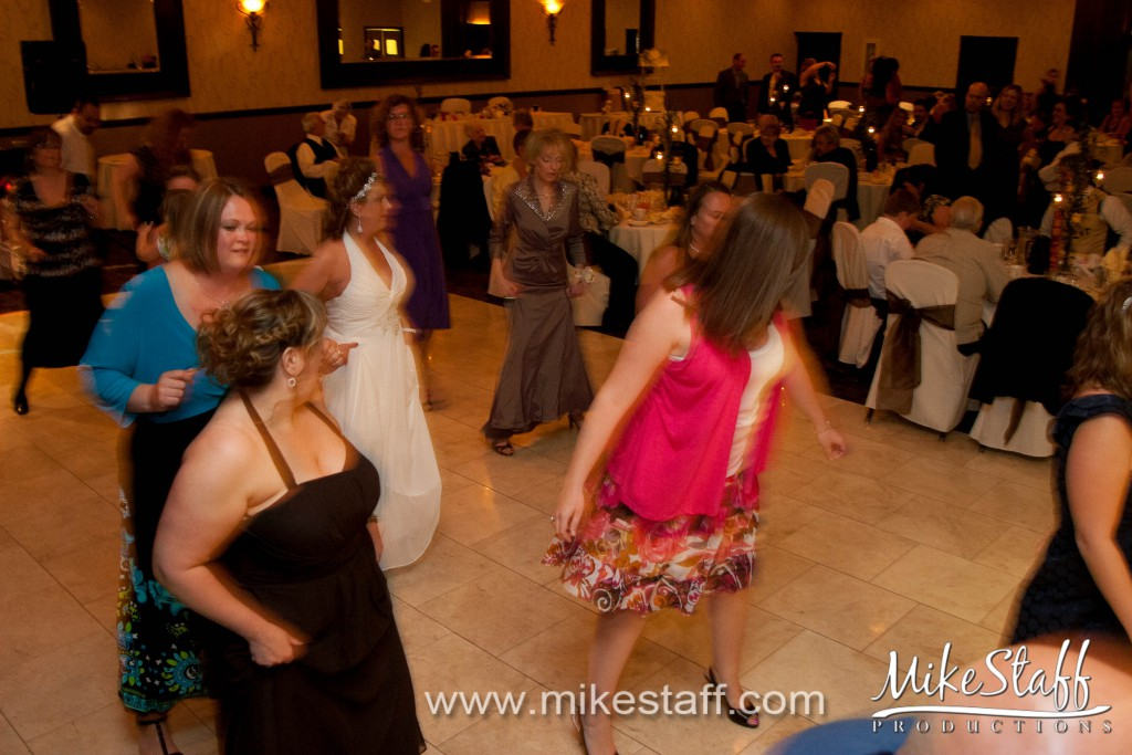 Club Venetian Banquet Center – Madison Heights, MI Wedding Photo -