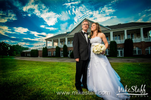 Capitan's Club at Woodfield Wedding Photo -