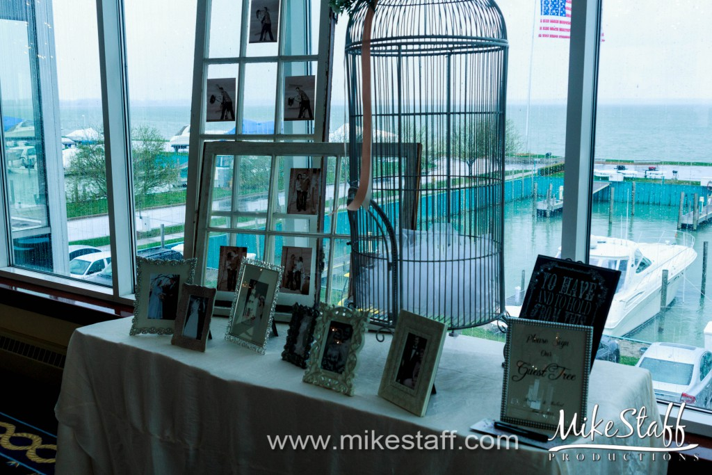 MacRay Harbor Resort – Harrison Twp., MI Wedding Photo -