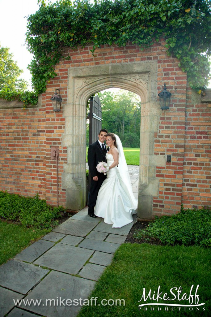 Meadow Brook Hall – Rochester, MI Wedding Photo -