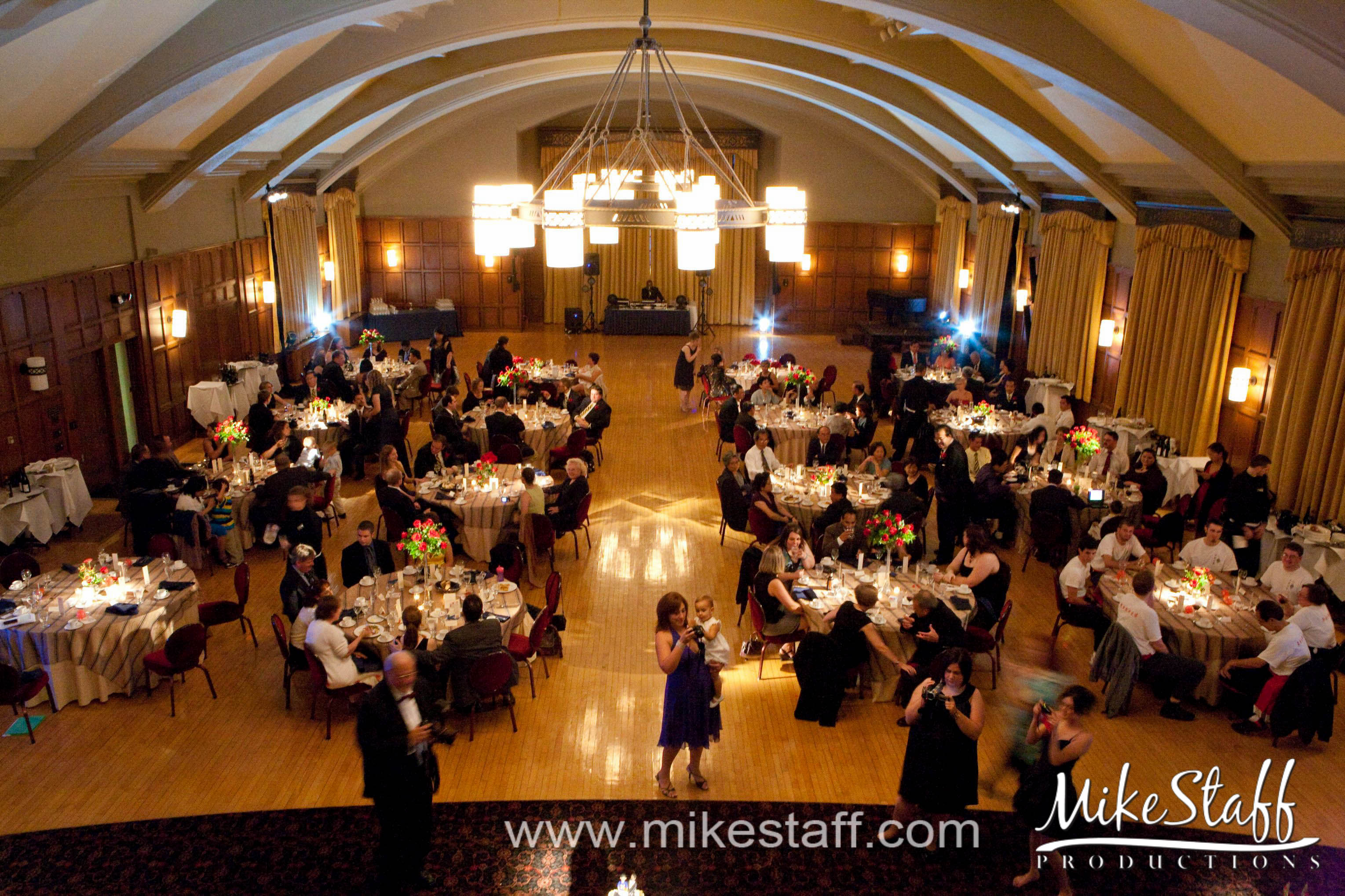 The Michigan League Ann Arbor Michigan Wedding Venues