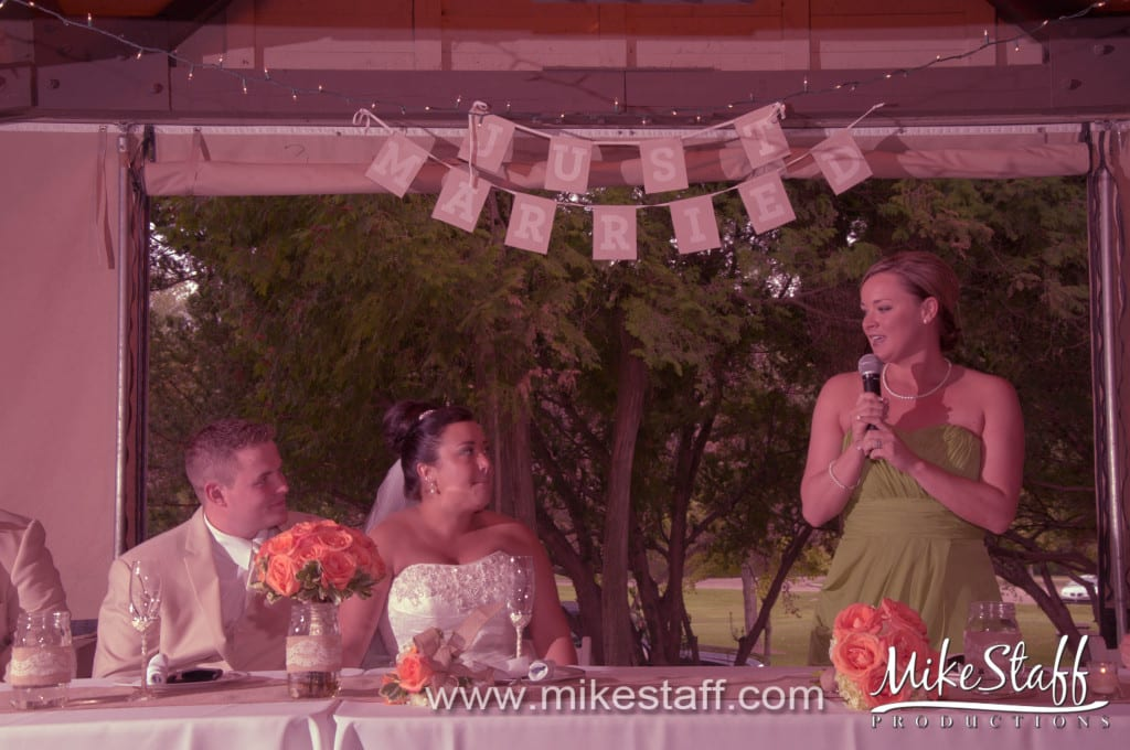 Independence Oaks Wedding Photo -