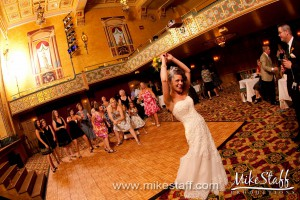 Gem Theatre – Detroit, MI Wedding Photo -