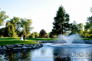 Edgewood Country Club Wedding Photo -