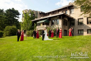 Henry Ford Estate, Dearborn Wedding Photo -