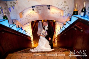Big Rock Chop House – Birmingham, MI Wedding Photo -