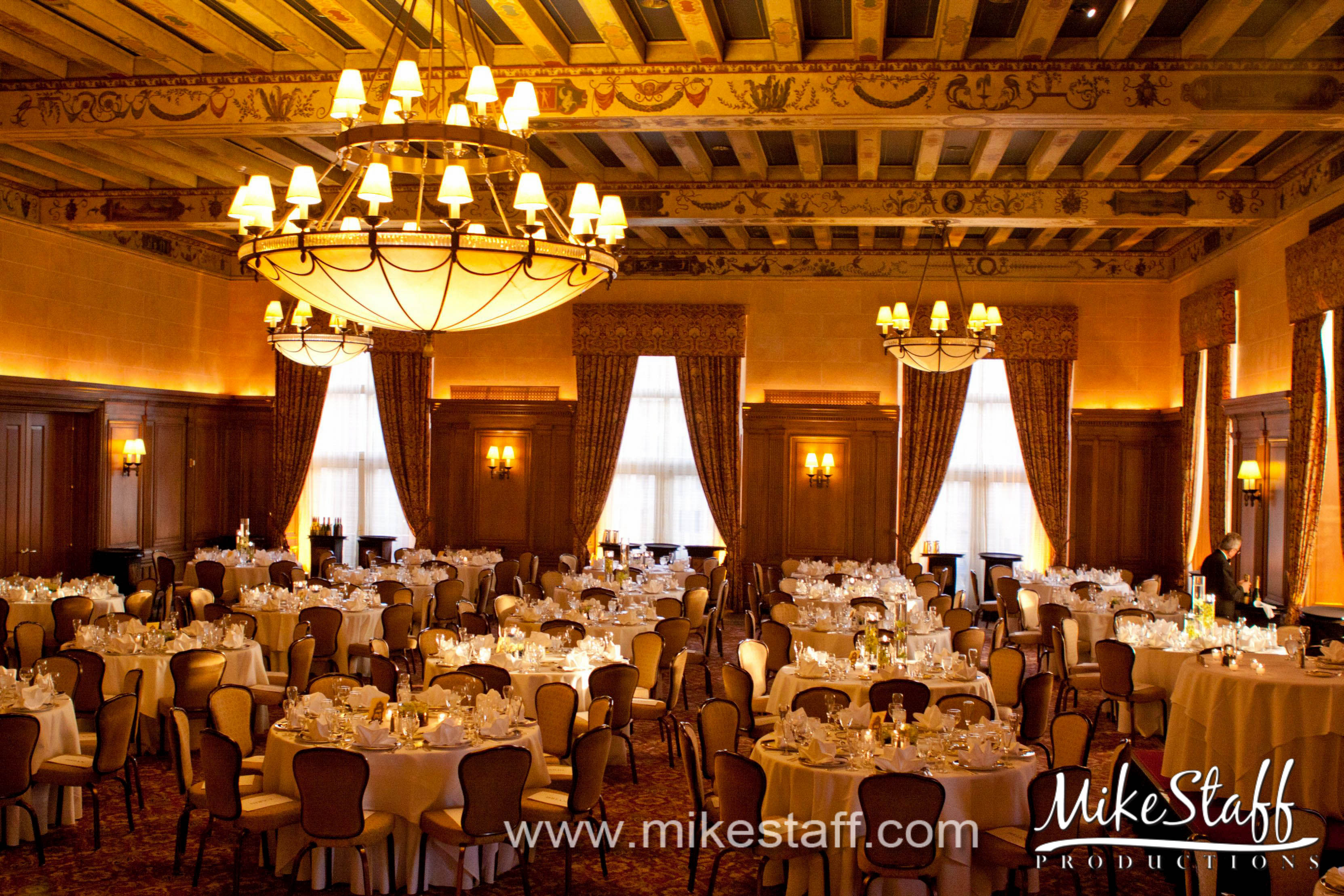 Detroit Athletic Club Detroit Mi Michigan Wedding Venues