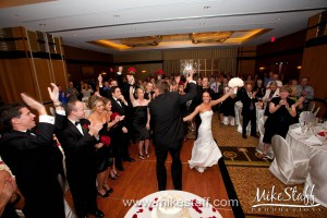 Greektown Casino Hotel – Detroit, MI Wedding Photo -