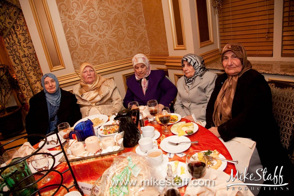 Habib's Cuisine Wedding Photo -