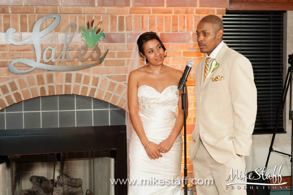 Lakes of Taylor Wedding Photo -