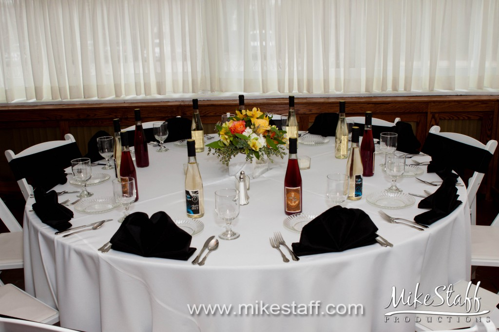 Longacre House – Farmington Hills, MI Wedding Photo -