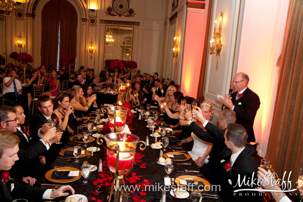 Colony Club – Detroit, MI Wedding Photo -