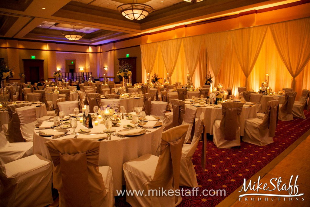 Marriott at Centerpoint, Pontiac Wedding Photo -
