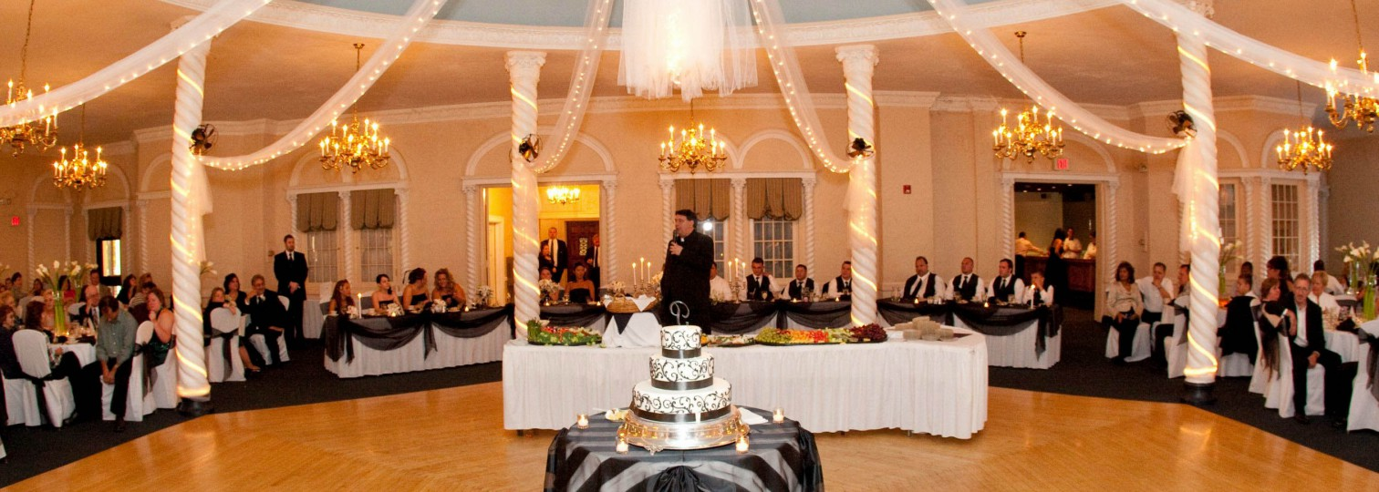 Blossom Heath Inn, St. Clair Shores Wedding Photo -
