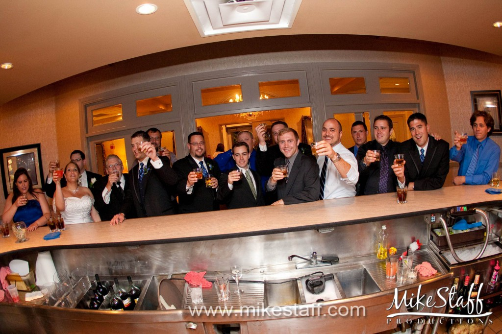 Bakers of Milford Wedding Photo -