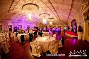 Henry Ford – Lovett Hall – Dearborn, MI Wedding Photo -