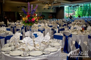 Kellogg Hotel & Conference Center, East Lansing Wedding Photo -