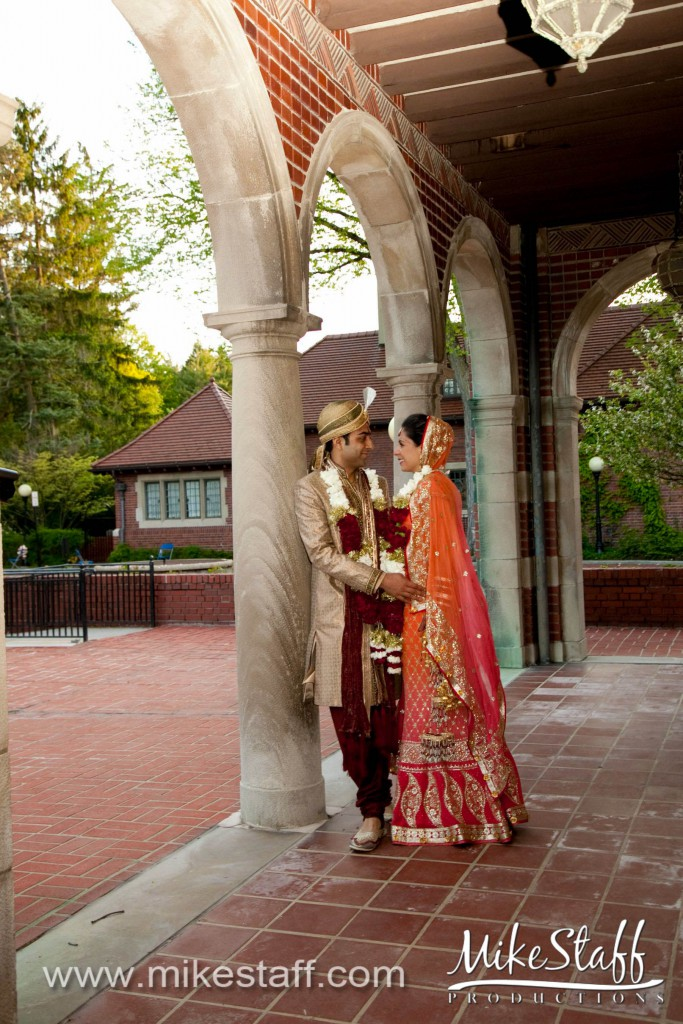 Cranbrook House, Bloomfield Hills Wedding Photo -
